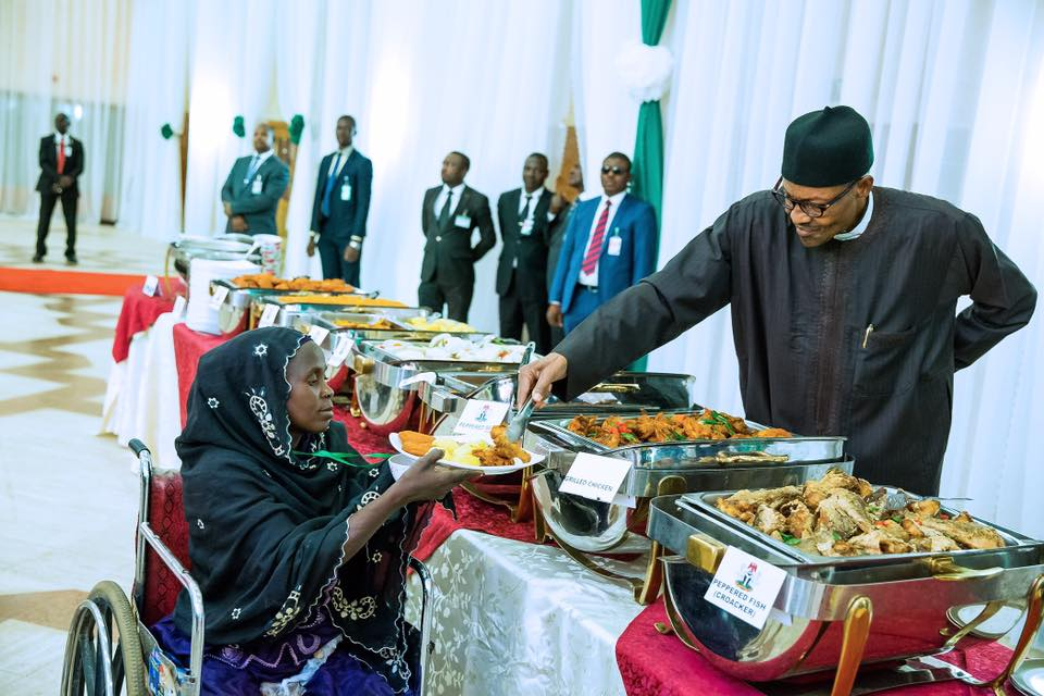 Image result for food in aso villa..